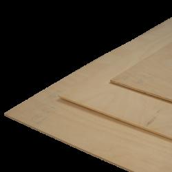 8 mm-es Nyír rétegelt lemez BB/CP minőség